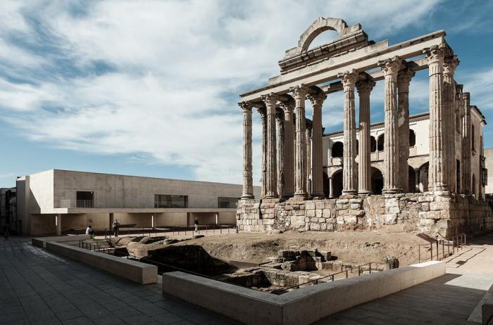 3_Templo_Diana Merida